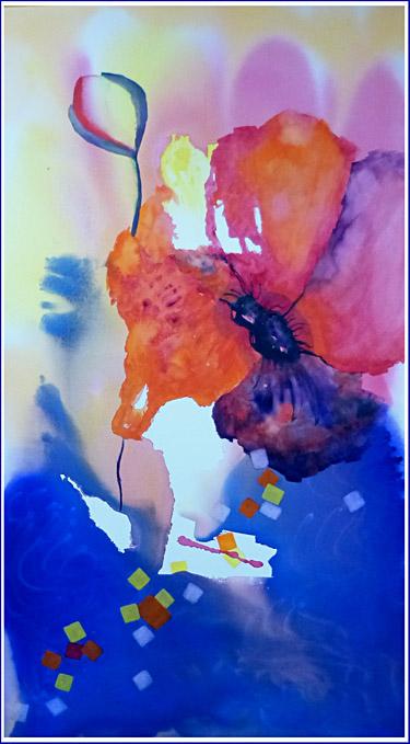 MasterClass aquarel XL, Margo van Vegchel en Jolanda Farenhorst5
